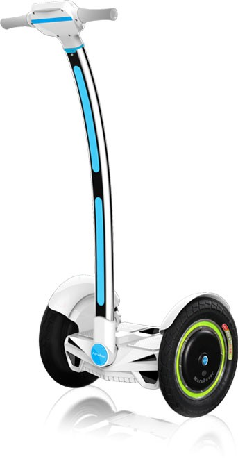 Rental of Airwheel S3 electric Segway gyropod 520WH White
