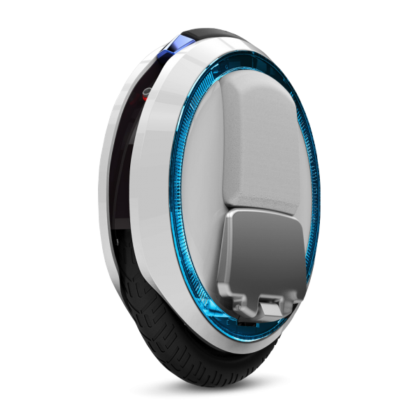 Ninebot One White - Electric unicycle
