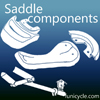 Saddle components
