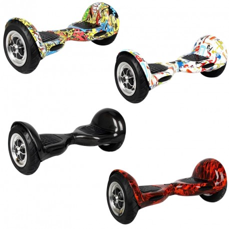 Gyro-Skate electrique SmartBoard Offroad from 12 years old - max 100kg