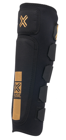 Shin Guards Fuse Classic Extended Version 2012 for Unicycle