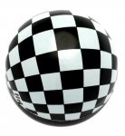 Checkerboard Ska Ventilcap for Unicycle Innertube Caps Mountain Bike Bicycle BMX Unicycle Cars