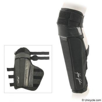 Knee/Shin Guards Percussion of Unicycle Kris Holm