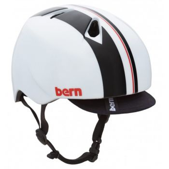 Helmet of Unicycle for Kids and Childs 6 / 8 years - Bern White
