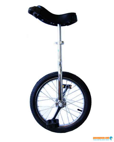 Rental Unicycle Luxe for child from 8 years old 18 Inch/355mm