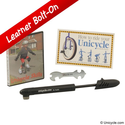 Learner Bolt on - Learn Unicycle