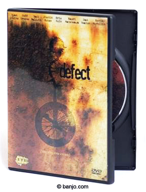 Defect DVD - Unicycle Trial/Street