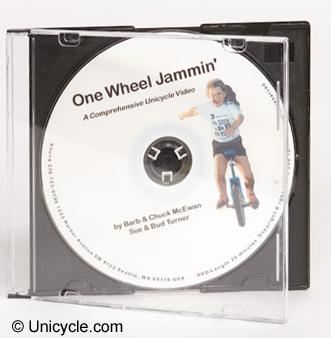 One Wheel Jammin - Unicycle DVD