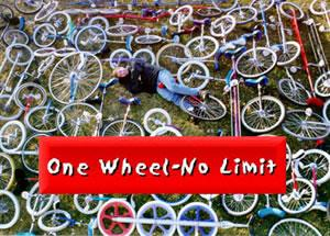 One Wheel - No Limit Unicycle DVD