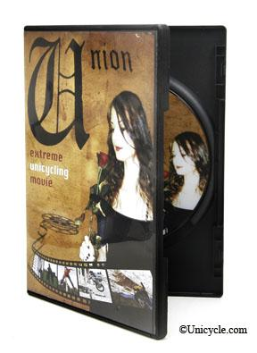 Union DVD Unicycle