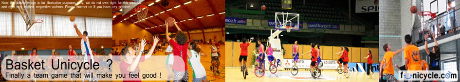 Unicycle-Monocycle-Monocilo-Einrad-Monocicli-Basketball-Hockey-Badminton