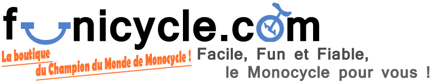 Bienvenue chez Funicycle, le magasin de Monocycle !